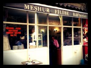 Filibe Köftecisi Restaurant