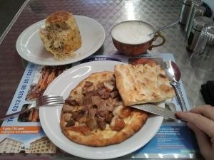 Büryan Kebab, Perde Pilave and Ayran - Siirt Şeref Büryan Kebab Restaurant