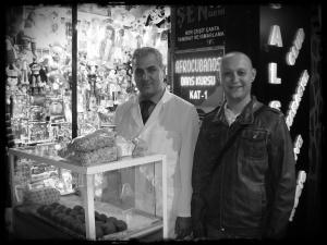 Mr Mustafa and Me