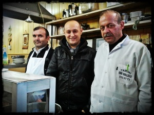 Mr. Bilal, Me, Mr. Mustafa