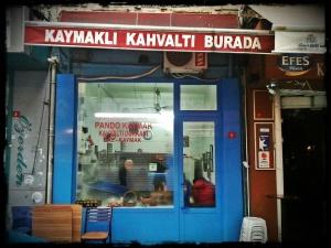 Pando Kaymak Restaurant
