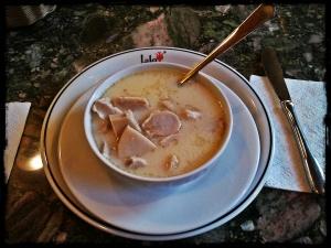 Thick Tripe Soup - Damar Tuzlama
