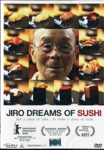 Jiro Dreams of Sushi - Poster